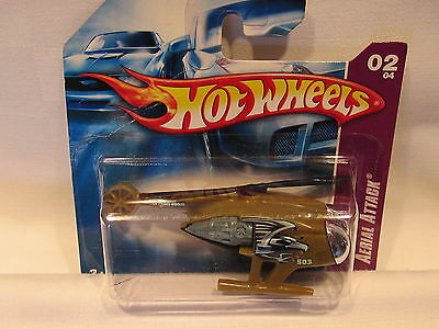 Hot Wheels Aerial Attack Killer Copter Blister-OVP Ungeöffnet