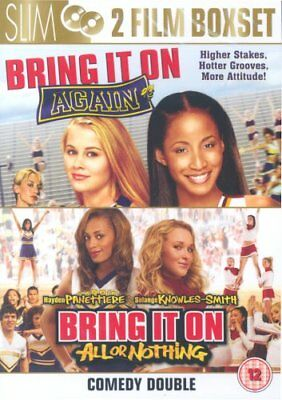 Bring It On AgainBring It On All Or Nothing [DVD]