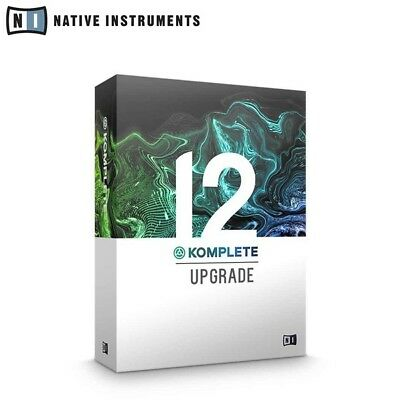 Native Instruments Komplete 12 Upgrade from Komplete Select Production Software