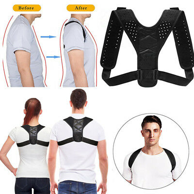 BodyWellness Posture Corrector (Adjustable to All Body Sizes) Best Product 2018