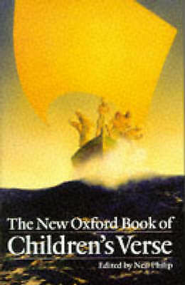 The New Oxford Book of Children's Verse, , Very Good Book