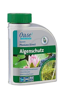 Oase Phosless Direct Algae Protection 500 Ml for Garden Ponds up to 10000 L