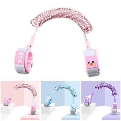 Toddler Kid Baby Safety Walking Anti-lost Harness Strap Wrist Leash Belt Hand