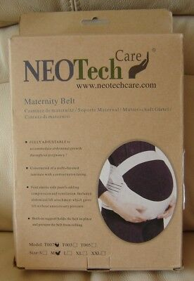 NeoTech Pregnancy/Maternity Support Belt Size M