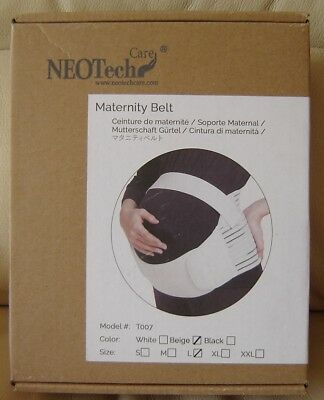 NeoTech Pregnancy/Maternity Support Belt Size L