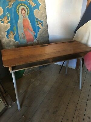 1950's french School Desk