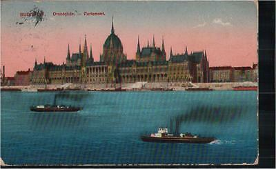 143.221  Ungarn, Budapest, Parlament, Boote