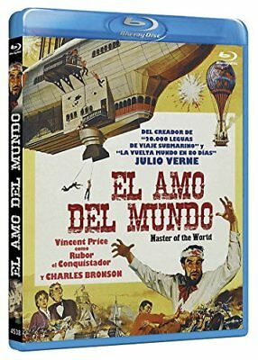 El Amo del Mundo BD 1961 Master of the World [Blu-ray]