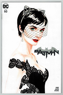 Batman # 50 - Ssalefish Comics Joshua Middleton Variant Cover - Strict Nm!