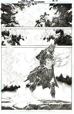 Batman Metal: The Drowned issue 1 page 21 by Philip Tan