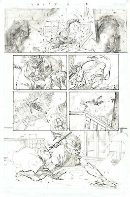 Unity issue 11 page 15 by Stephen Segovia