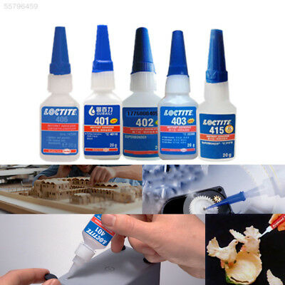 Loctite 480 20g Super Glue Instant Toughened Industrial Adhesive