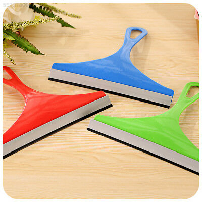 93B7 Simple Window Mirror Glass Wiper Silicone Blade Cleaning Shower Screen Wash
