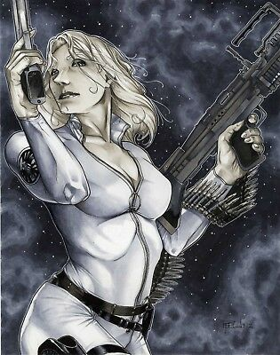 Agent 13 Sharon Carter by Richard Cox