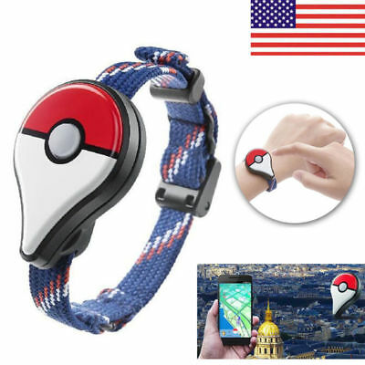 Pokemon Go Plus Bluetooth Wristband Bracelet Watch Game Accessory F Nintendo