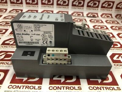 Allen Bradley 1734-ADN POINT I/O 24V DC DeviceNet Adapter, - Used - Series B