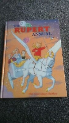 The Rupert Annual 75Th Anniversary Edition N0 60 1995 Very Good Condition