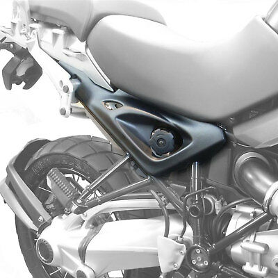 BMW R1200GS  (04-12) Frame Infill Cover Panel: Black 240010B