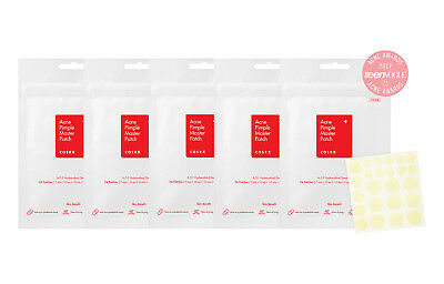 Cosrx Acne Pimple Master Patch 24sheets*5PCS/Free Shipping