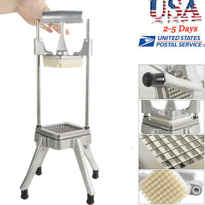 Vegetable Fruit Dicer Onion Tomato Slicer Chopper Restaurant Commercial 【USA】