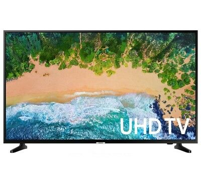 "Smart TV SAMSUNG UE43NU7092EU 43"" 4K LED ULTRA HD 4K HDR TV TELEVISORE WI-FI PS4"