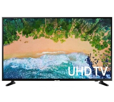 "Smart Tv Samsung 43"" Led Ue43Nu7092 Ultra-Hd 4K Hdr Televisore Wifi Ps4 Pc Nero"