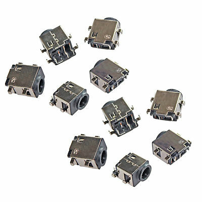10Pcs Dc Power Jack Connector Port For Samsung Np300E5X Np300E7A Np305E5A