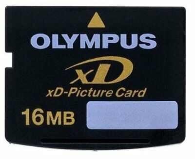 Olympus Xd Picture Card 16Mb