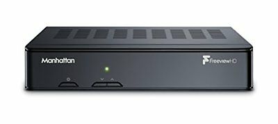 Manhattan Plaza HD-T2 Freeview HD Box with Apps