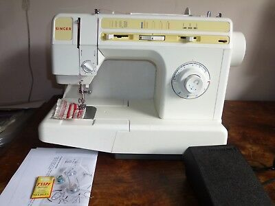 SINGER 9810c free arm MULTI & STRAIGHT STITCH COMPACT ELECTRIC SEWING MACHINE