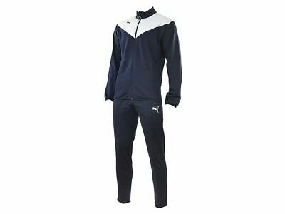Puma ESSENTIALS PRO POLY TRACKSUIT Kinder Trainingsanzug  655461-04