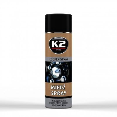 Spray Grasa de Cobre / Pasta / Superconcentrado de cobre / K2 Pro 400ml /