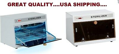 Salon- Spa Professional Tabletop Ultraviolet UV Sterilizer Cabinet
