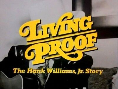 Living Proof: The Hank Williams Jr. Story - 1983 (UK/Euro format dvd disc only)