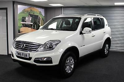 2016 16 Ssangyong Rexton W 2.2TD 178ps 4X4 2016MY SE 7 SEATER