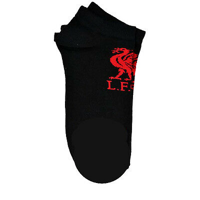Liverpool Trainer Socks Size 6-11 Adults Gift Official Licensed Football Product