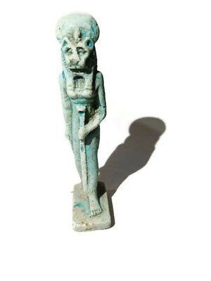 Egyptian Antiques Sekhmet Goddess Ancient Egyptian Civilization BRONZE Statue