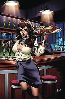 Grimm Fairy Tales Of Terror Vol 4 #5 Cover C Tolibao Zenescope Nm