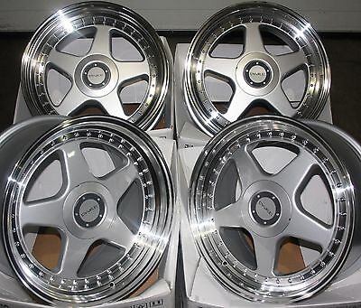 "18"" Spl Dare Dr-F5 Alloy Wheels Fits Bmw E34 E39 E60 E61 F11 F10 5 6 7 8 Series"