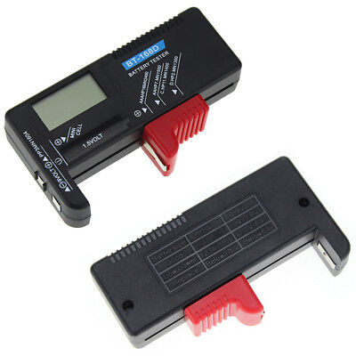 Portable Compact Small Small Tool Battery Tester Quickly Digital Display