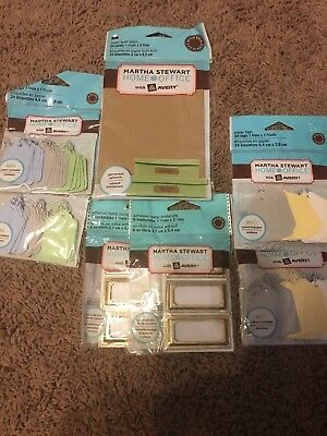 martha stewart home office avery Lot-new
