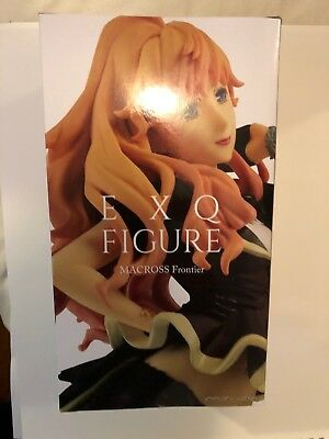 Macross Frontier Sheryl Nome EXQ Figure Banpresto Prize Official Japan F/S