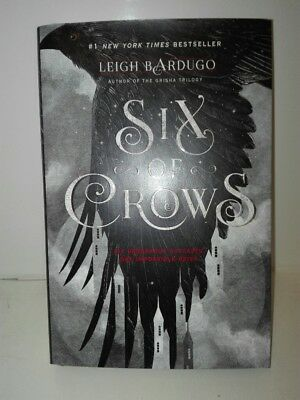 SIX OF CROWS Bardugo, Leigh: