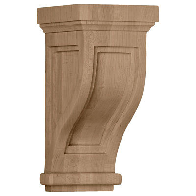 CORWMI: Traditional Mission Style Wood Corbel