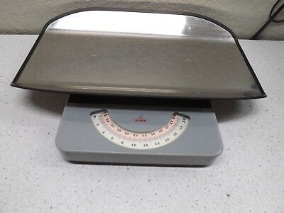 Vintage REDMON Baby/Toddler/Pet Weighing SCALE up to 44 lbs