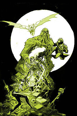 Justice League Dark #4 Foil (Witching Hour) 10/17/18