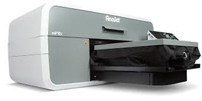 Anajet mp5i Generation 2. Barely used for 3 hours total. Spotless. DTG Printer.