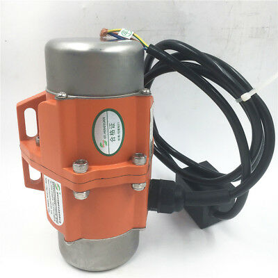 Vibration Motor 60W 110V AC 1phase Vibrating Vibrator for Sieve Feeder Hopper