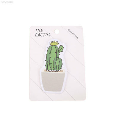 16E5 Lovely Label Sticker Succulent Decoration Tags Diary Scrapbooking Paster