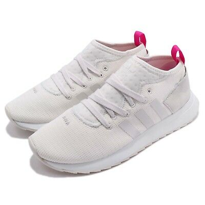the latest 7be0b ab494 adidas Originals FLB Mid Flashback White Pink Women Shoes Sneakers CG3772